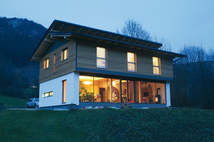 Criterios de diseño de una Casa Pasiva o Passivhaus